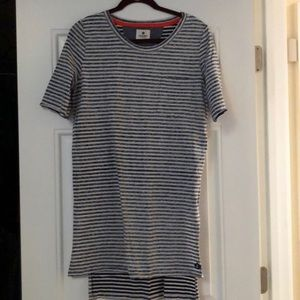Sperry Beach coverup size M